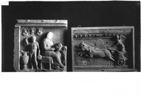 Padria e Cagliari, collezione Spano