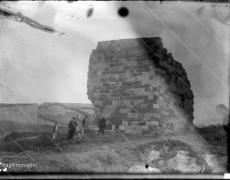 Ghilarza, Resti di Torre pisana