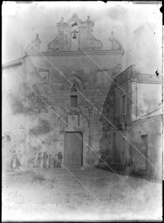 Iglesias, Chiesa Madonna delle Grazie (già Clarisse)