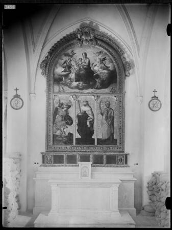 Cagliari, Chiesa del Carmine
