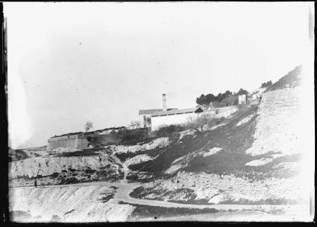 Bastioni presso il Panificio Militare